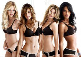 modelos delgadas